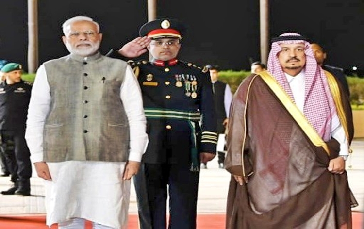 PM Modi stresses on need for balanced approach to resolve conflicts in West Asia