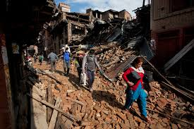 Death toll in Nepal quake reaches 7,757