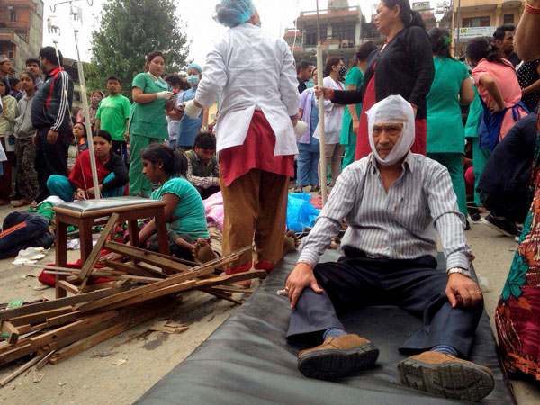 1,935 Indians evacuated  from Nepal