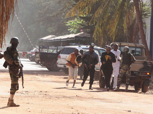 27 hostages and two attackers killed in Mali hotel seige by terrorists