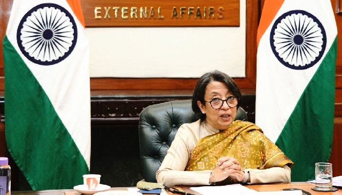 7th Foreign Office Consultations between India and Chile held in Santiago