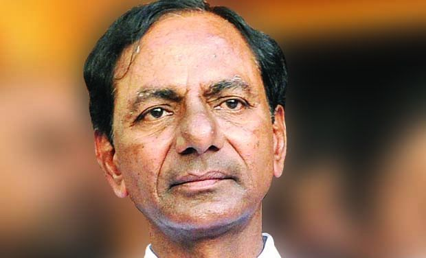 CM K Chandrasekhar Rao speaks to Erravelli, Narsampet villagers