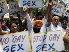 India against gay rights to UN staff