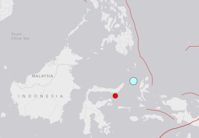 7.3-magnitude quake in Indonesia, issued tsunami warning