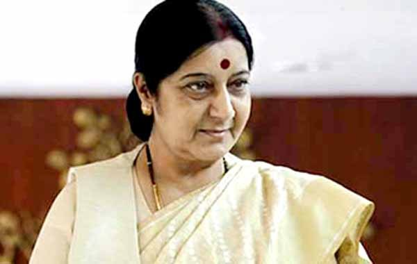 EAM Sushma Swaraj to co-chair 9th Meeting of India-Lao PDR Joint Commission on Bilateral Co-operation