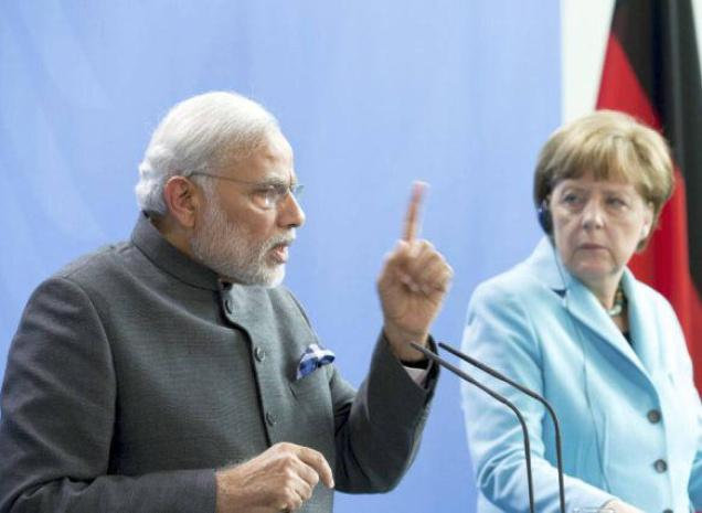 Isolate nations backing terror :  PM Modi
