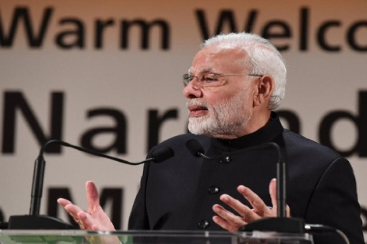 PM Modi reiterates his govt