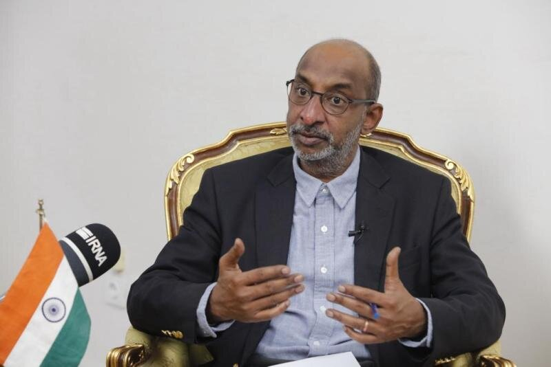 Indian Ambassador to Iran visits Coronavirus-hit Qom
