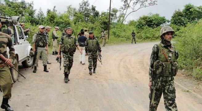 Army  kills 50 North East militants