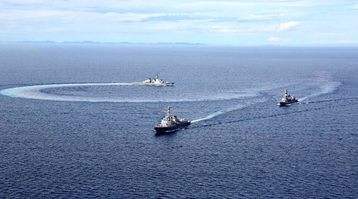 Second phase of Malabar naval exercise to begin today
