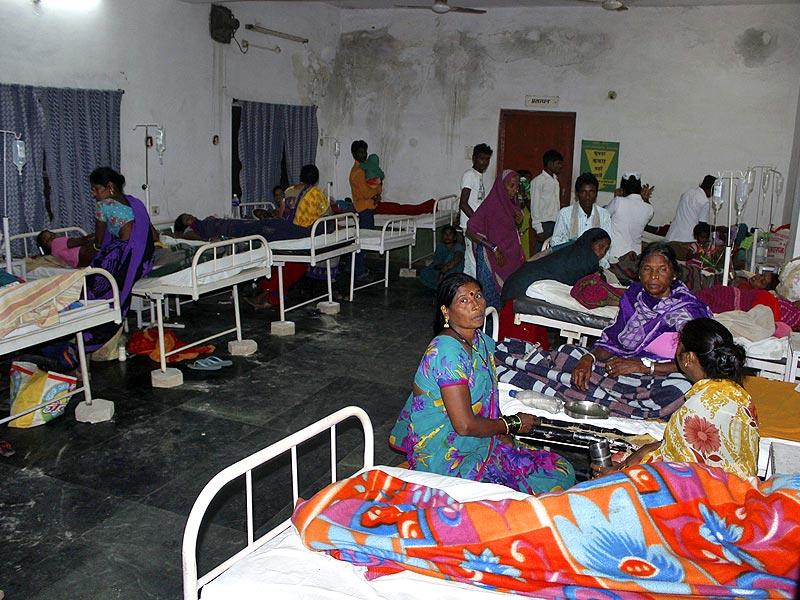 Chattisgarh sterilisation deaths: Rat poison found in pills