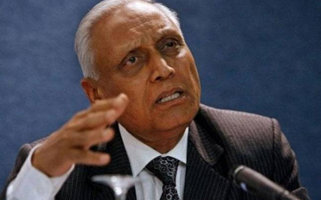 Ex IAF chief Tyagi questioned by ED