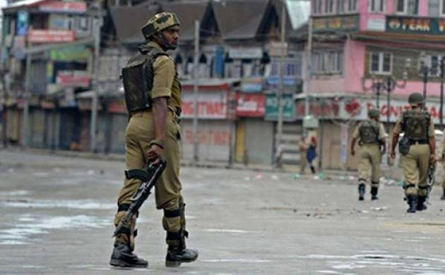 Curfew extended to more areas of Kashmir Valley