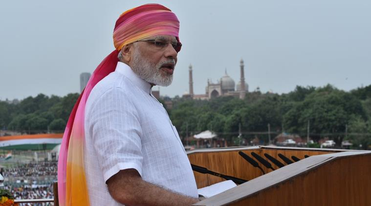 PM Modi greeted the nation on Independence Day