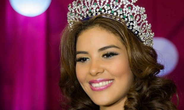 Honduras beauty queen Alvarado shot dead