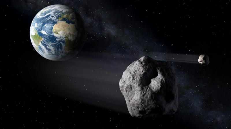 Big asteroid to pass safely by Earth on Sep 1: NASA