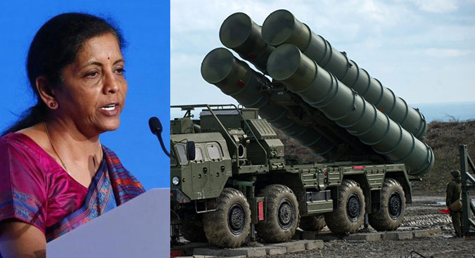 S-400 missile deal with Russia to go ahead despite US sanctions: Nirmala Sitharaman