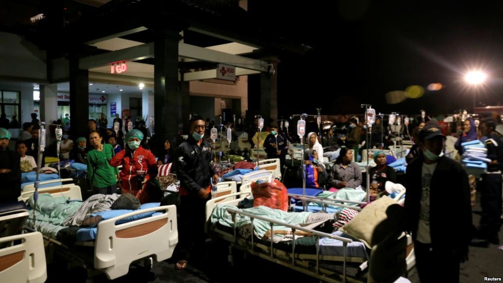 At Least 131 People Confirmed Killed in Powerful Indonesia Quake