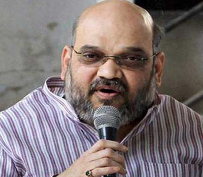 Hindu religion has solution to all problems in world: Amit Shah
