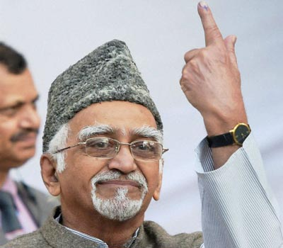 Ansari replied to RTI query on Yoga Day within two days
