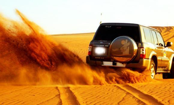 Saudis spend SR800m on desert safaris