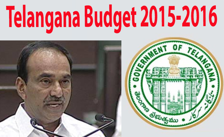 Telangana Budget  2015-16 highlights