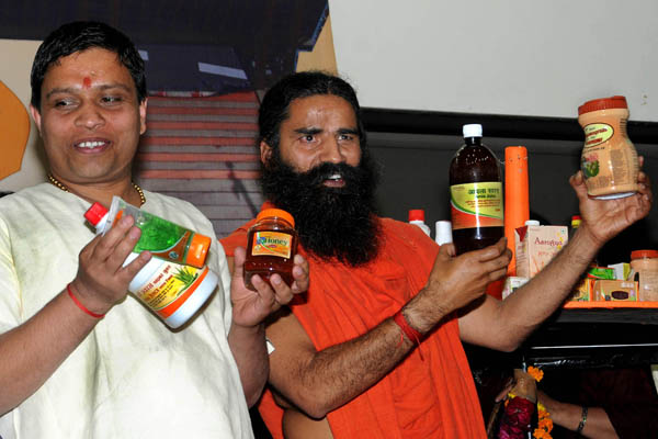 Ramdev aide on fatwa Only 5 of 800 Patanjali products have cow urine