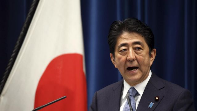 Japanese PM Shinzo Abe to visit India  today