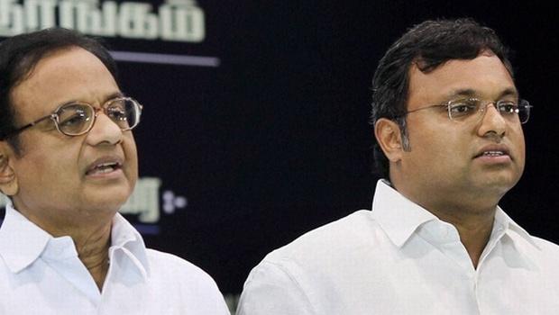 LS,RS adjourn after AIADMK uproar over Chidambaram