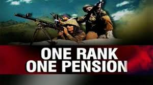 Pressure mounts on government for One Rank One Pension