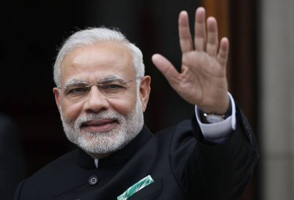 Modi to leave on a four-nation tour to  Africa today