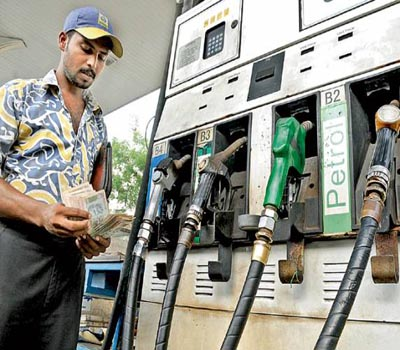 Petrol price cut by  2 per litre, diesel by 50 paise