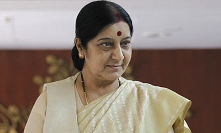 Sushma Swaraj to co-chair 23rd meeting of IRIGC-TEC in Moscow today