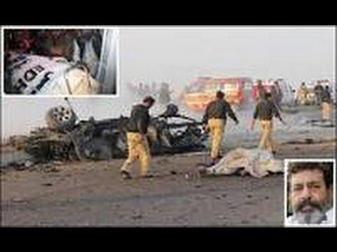 Two policemen killed in Karachi blast