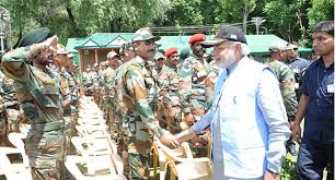 Modi visits Siachen to meet soldiers today