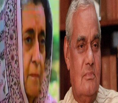 Vajpayee, RSS cowered before Indira: account of Emergency