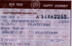 Railway Platform Ticket to cost Rs.10 from April 1