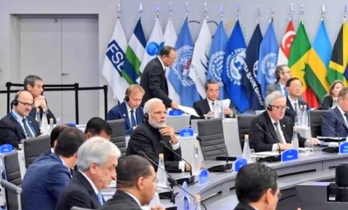 PM Modi asks G-20 countries to formulate a common platform for extraditing  fugitive economic offenders