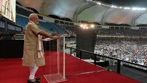 India proud of expatriates: PM Modi