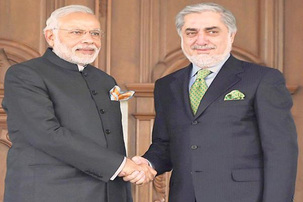 India Deep Interest In Afghhanistan