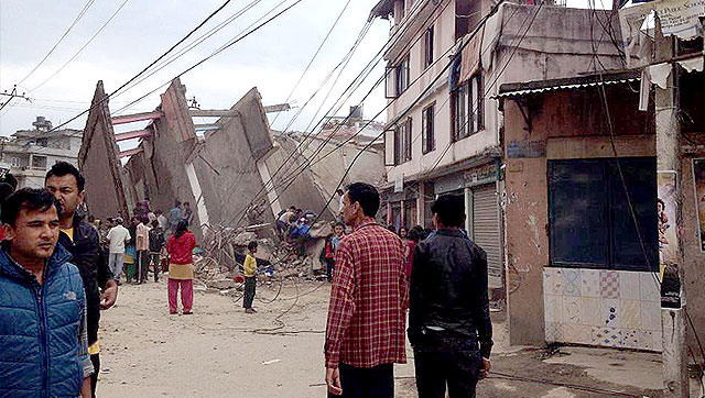 Earthquake hits many parts of east, north India