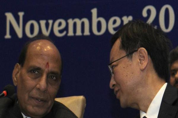 Security on agenda for Rajnath Singh as he departs for China today