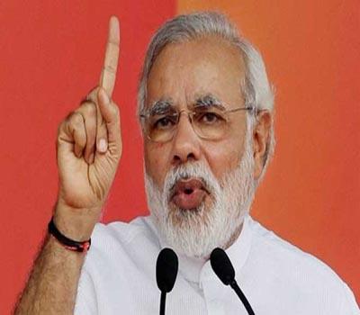 PM Narendra Modi tweeted that India