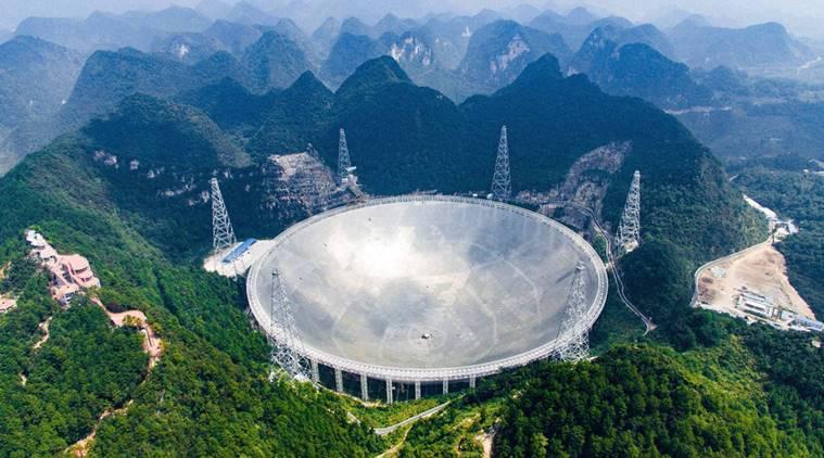 China commissions world