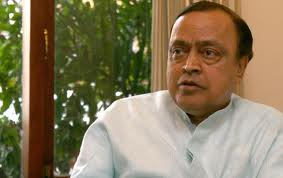 Senior Congress leader Murli Deora passes away