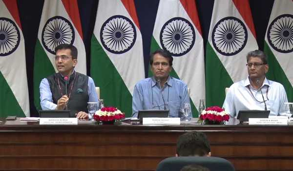 Suresh Prabhu attends G20 Sherpa meet in Japan