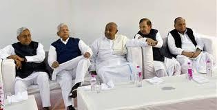 Janata Parivar announces merger, Mulayam to be head new party