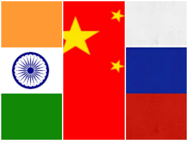 India China to meet in Moscow today as part of RIC