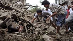 Death toll crosses 3,200 in Nepal earthquake
