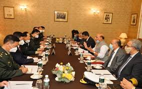 Defence Minister Rajnath Singh meets Chinese counterpart in Moscow